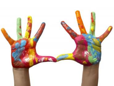 les mains creatives