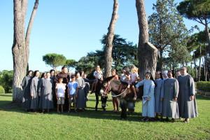 A-Dieu avec Fr Cristian et la communauté FMSC