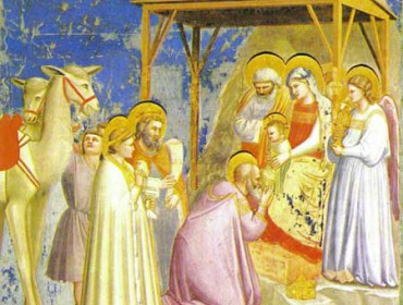 giotto rois mages